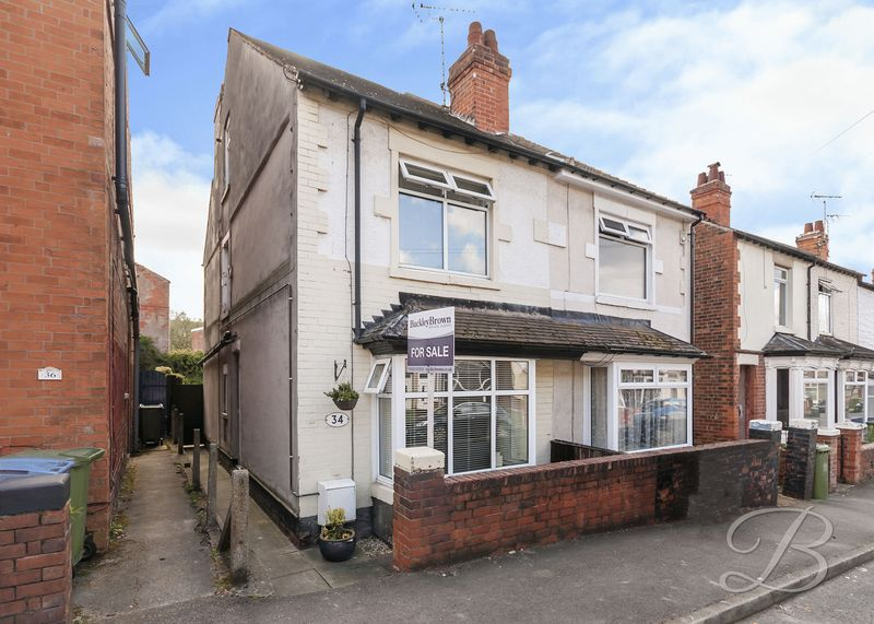 3 Bedrooms Semi Detached House for sale in Murray Street, Mansfield