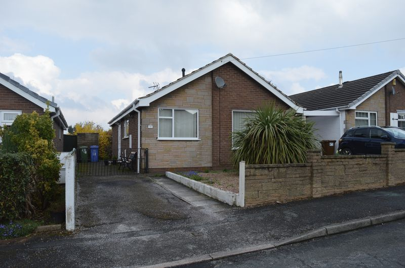 2 Bedrooms Detached Bungalow for sale in Bradforth Avenue, Mansfield