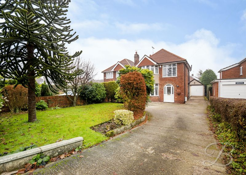 3 Bedrooms Detached House for sale in Oakdale Road, Mansfield