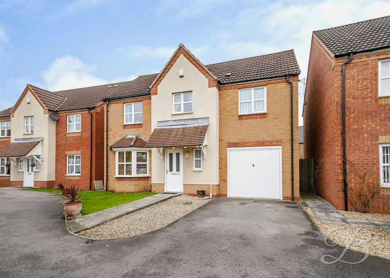5 Bedrooms Detached House for sale in Sherwood Rise, Mansfield Woodhouse