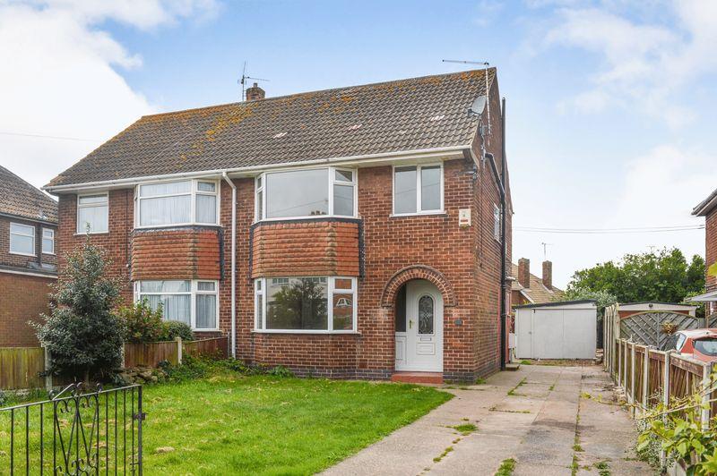 4 Bedrooms Semi Detached House for sale in Cinder Lane, Ollerton