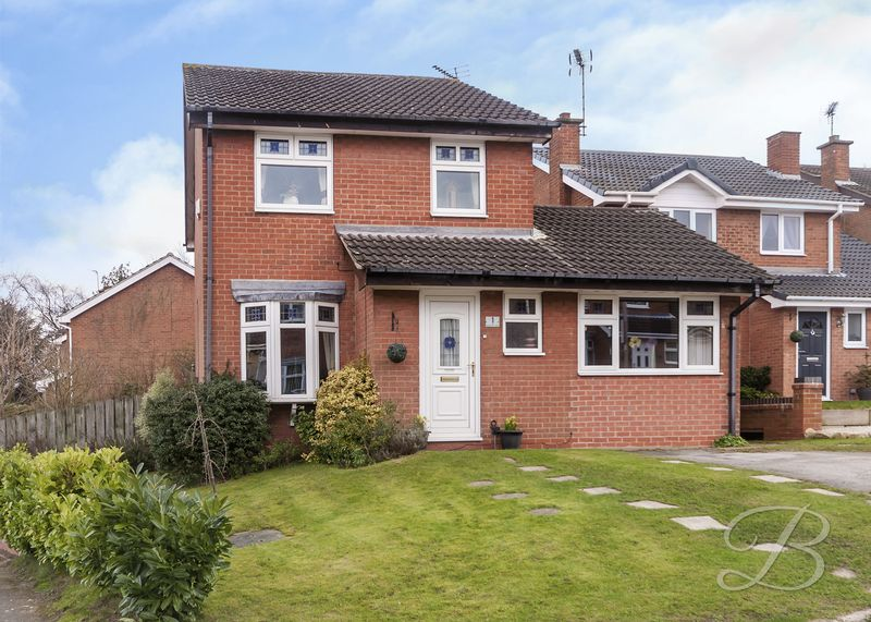 3 Bedrooms Detached House for sale in Brackmills Close, Forest Town