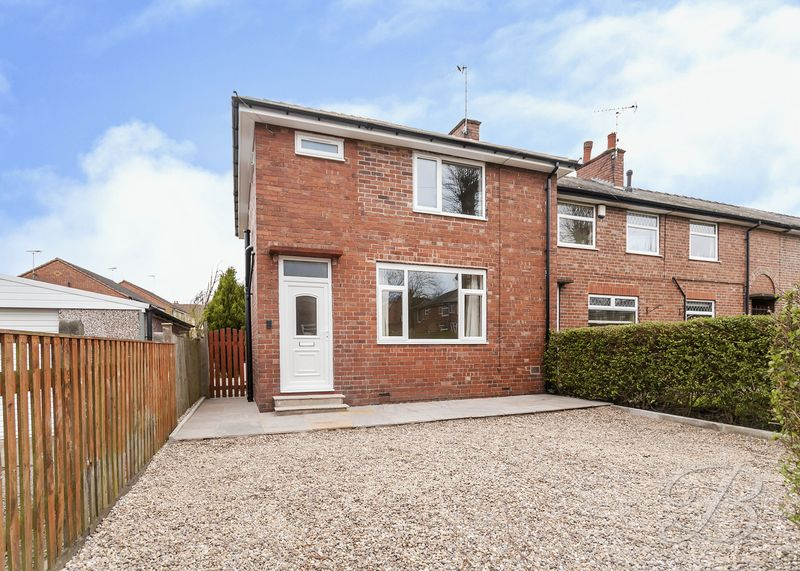 3 Bedrooms Terraced House for sale in Central Avenue, Mansfield