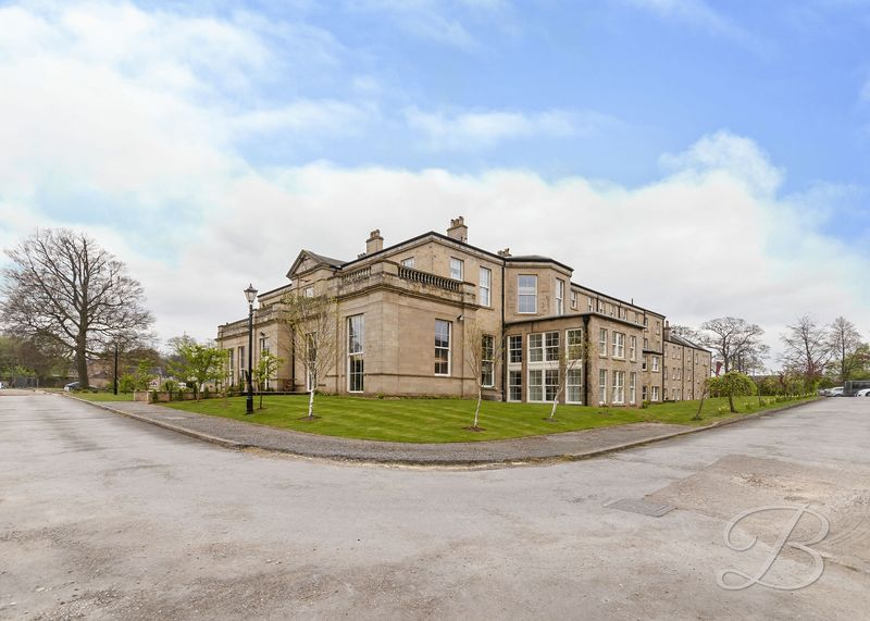 2 Bedrooms Flat for sale in Berry Hill Hall, Berry Hill Lane, Mansfield