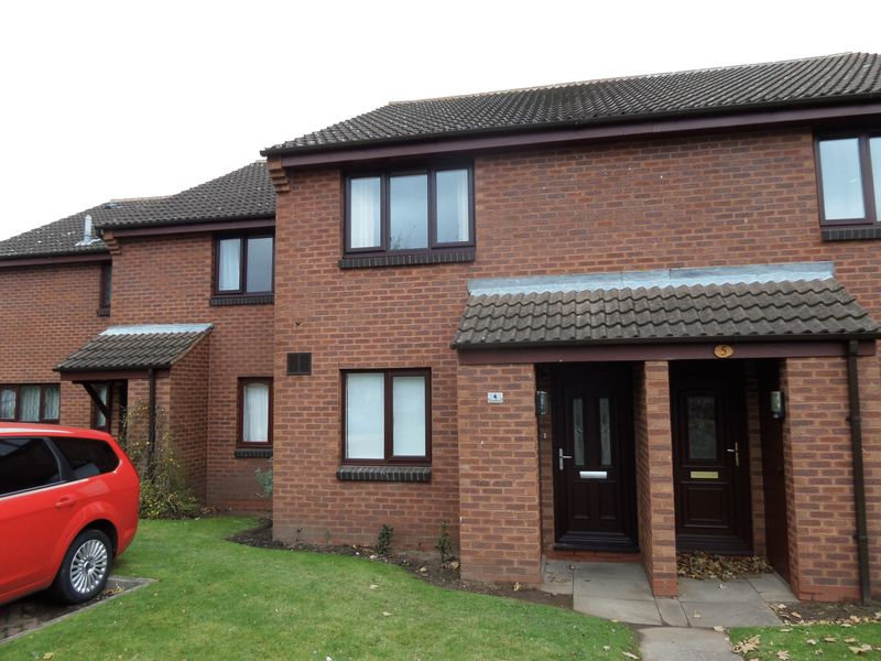 Lawford Avenue, Lichfield, WS14