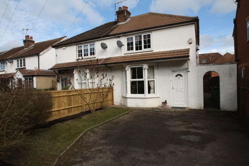 2 Bedrooms Semi Detached House for sale in Kingsmead Road High Wycombe