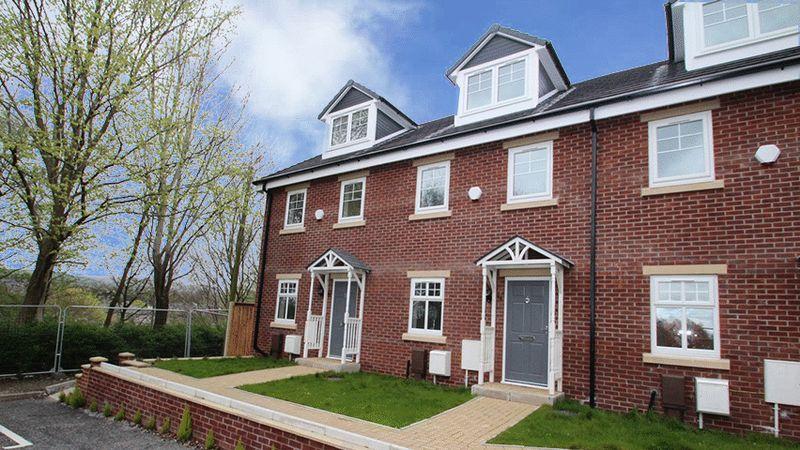 3 Bedrooms Terraced House for sale in Eden Street Rochdale OL12 6SN
