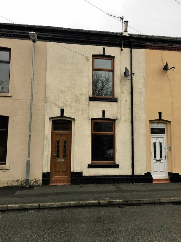 2 Bedrooms Terraced House for sale in Exeter Street, Deeplish, Rochdale, OL11 1JY