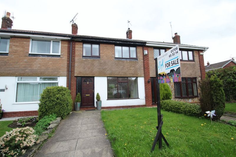 3 Bedrooms Terraced House for sale in Birch Road, Wardle, Rochdale OL12 9LH