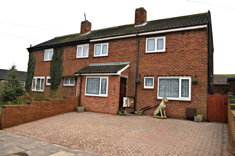 3 Bedrooms Semi Detached House for sale in Harrowdyke, Barton-Upon-Humber