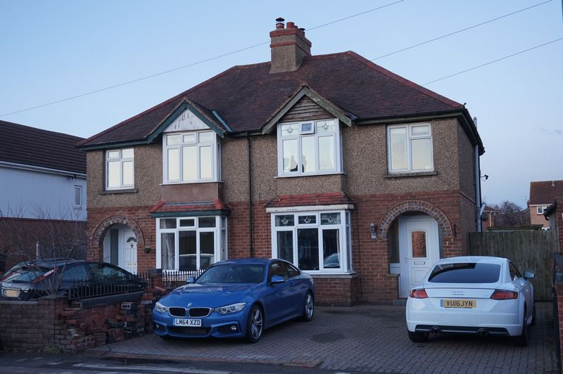 3 Bedrooms Semi Detached House for sale in Pirton Lane, Churchdown, Gloucester