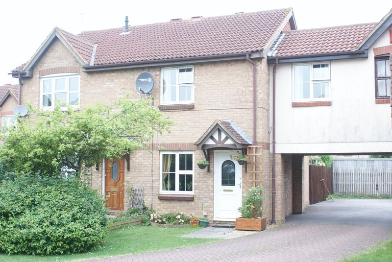 3 Bedrooms Semi Detached House for sale in Minstrel Way, Churchdown, Gloucester