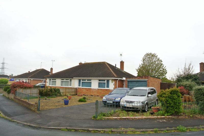 2 Bedrooms Semi Detached Bungalow for sale in Shearwater Grove Innsworth Glouceter