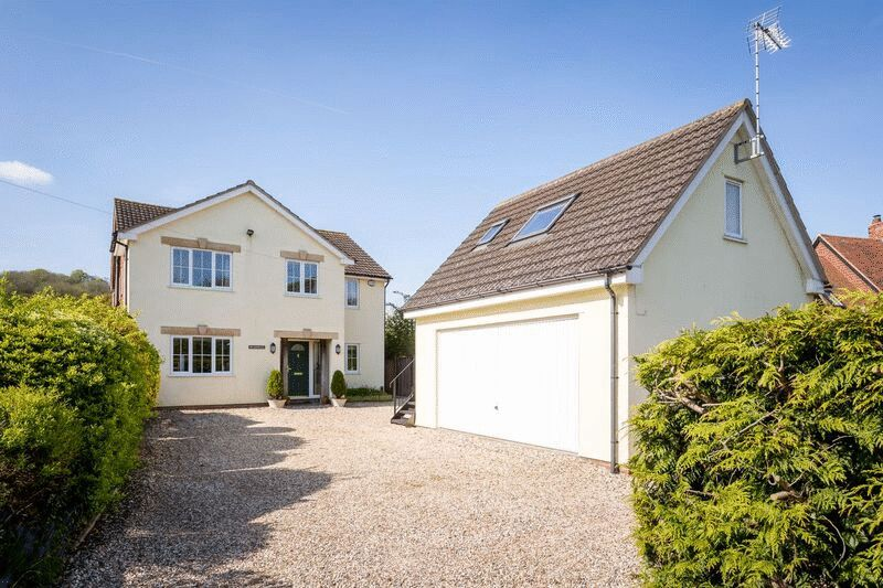 5 Bedrooms Detached House for sale in Pirton Lane, Churchdown, Gloucester