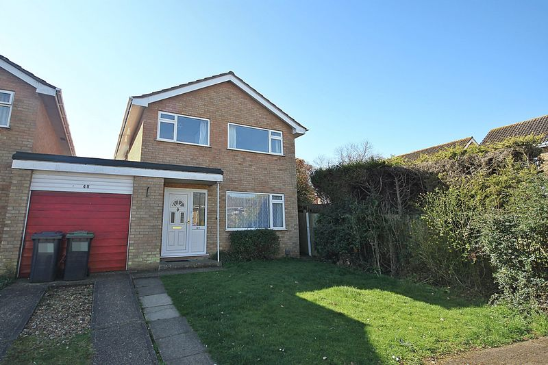 3 Bedrooms Detached House for sale in Flitwick