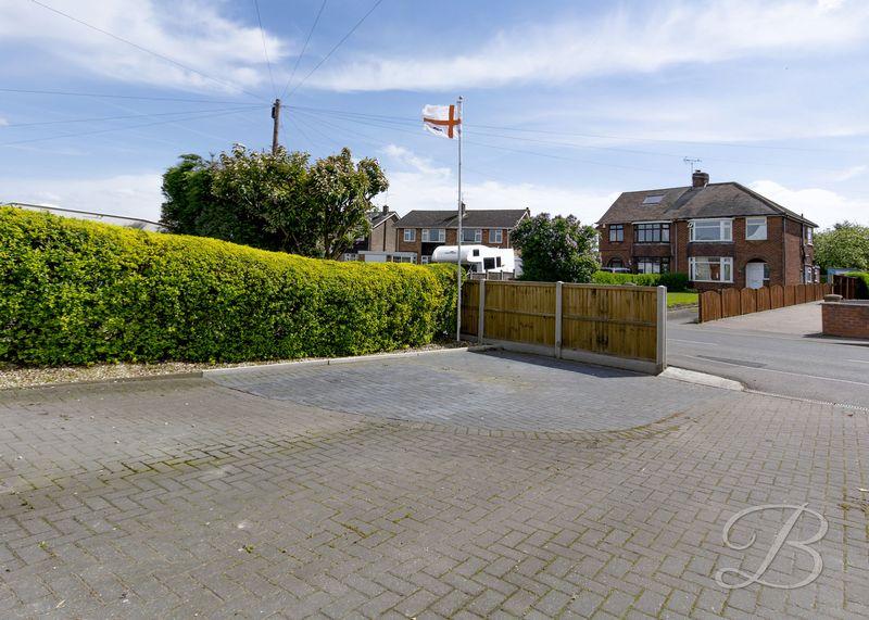 Kirklington Road Bilsthorpe