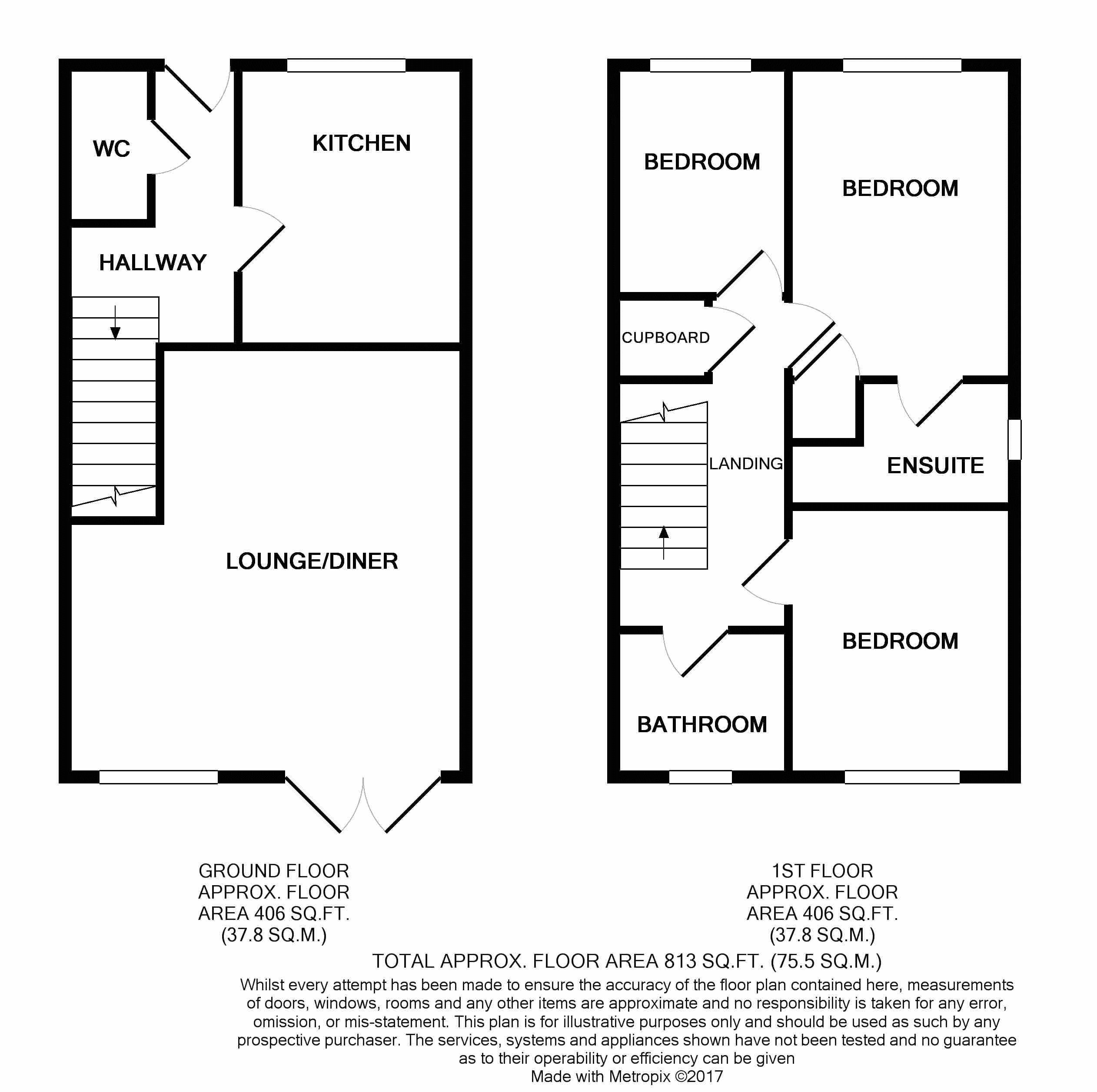 Ashengate Floorplan
