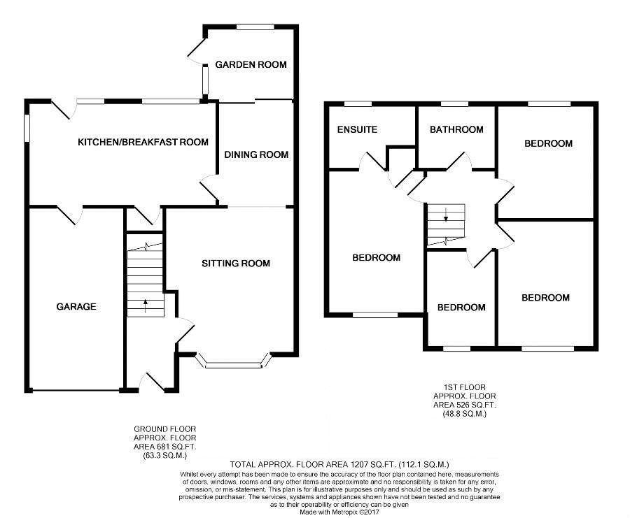 Downland Copse Floorplan