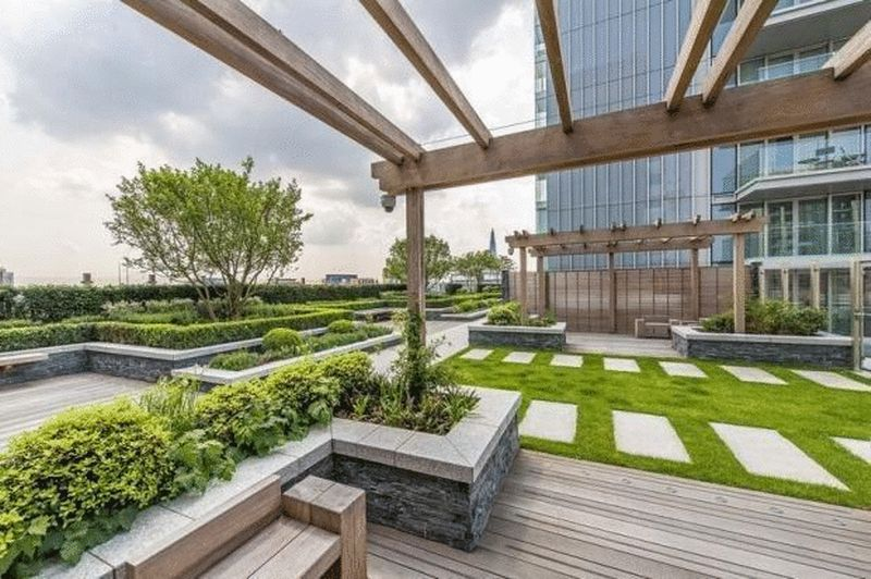 Communal Roof Gardens