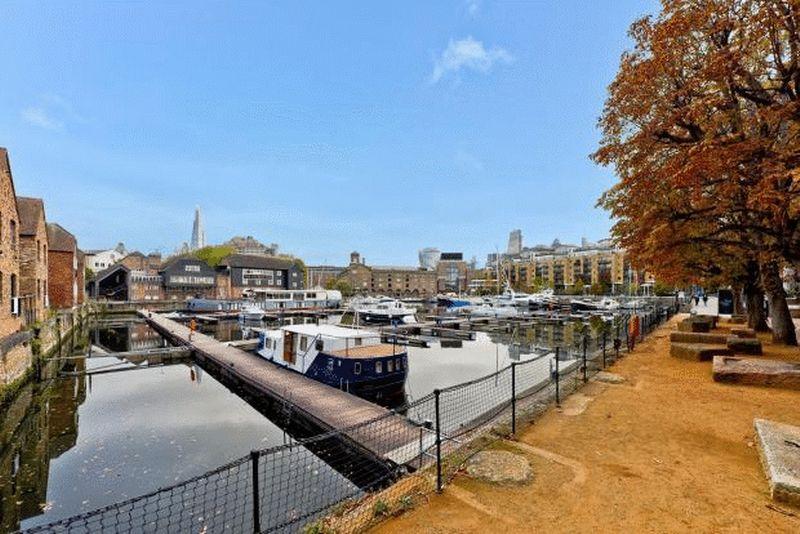 St.Katherine's Dock Marina