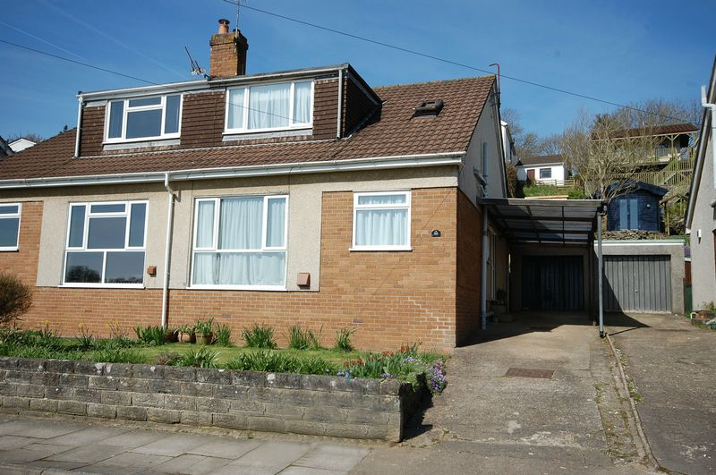 3 Bedrooms Semi Detached House for sale in 59 Geraints Way, Cowbridge, CF71 7AY