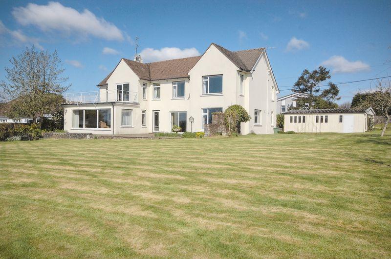 5 Bedrooms Detached House for sale in Llys Y Don, Windmill Lane, Llanblethian, Cowbridge, CF71 7HX