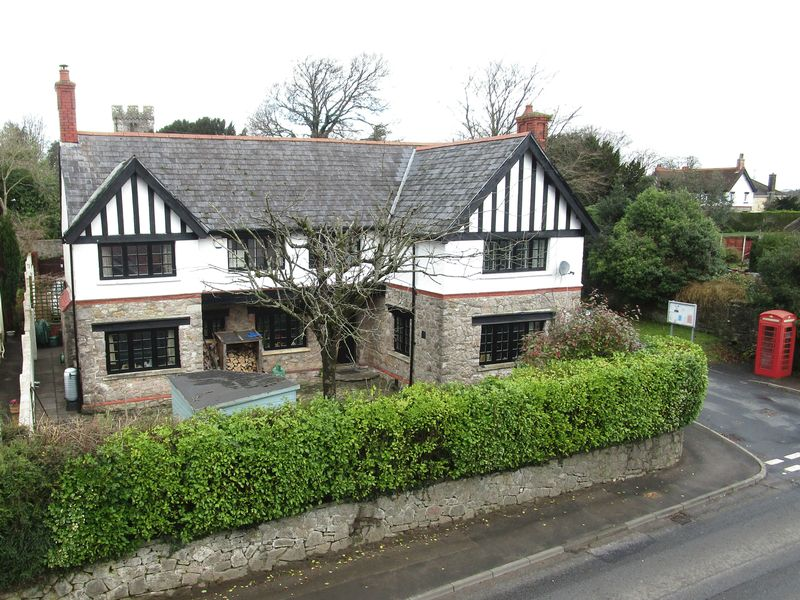 4 Bedrooms Detached House for sale in Westways, St Nicholas, Vale of Glamorgan, CF5 6SG