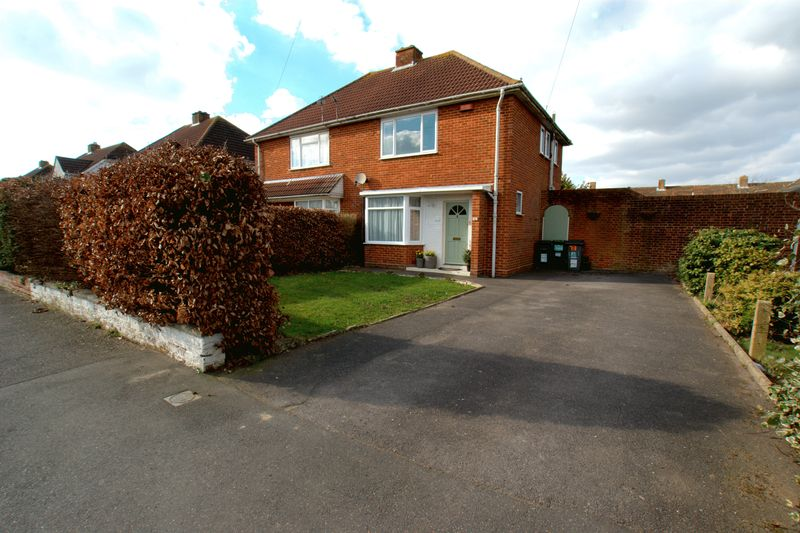 2 Bedrooms Semi Detached House for sale in Jewell Road, Bournemouth