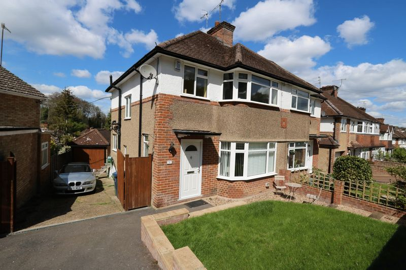 3 Bedrooms Semi Detached House for sale in Keep Hill Drive, High Wycombe