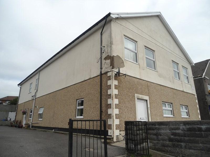 Aneurin House, Heol Aneurin, CF83