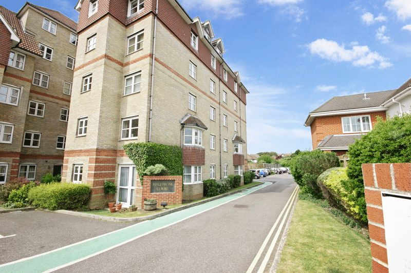 2 Bedrooms Retirement Property for sale in Halebrose Court, Bournemouth, BH6 3DU