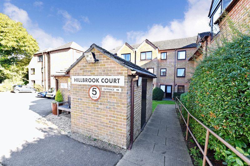 1 Bedroom Retirement Property for sale in Hillbrook Court, Sherborne, DT9 3NZ