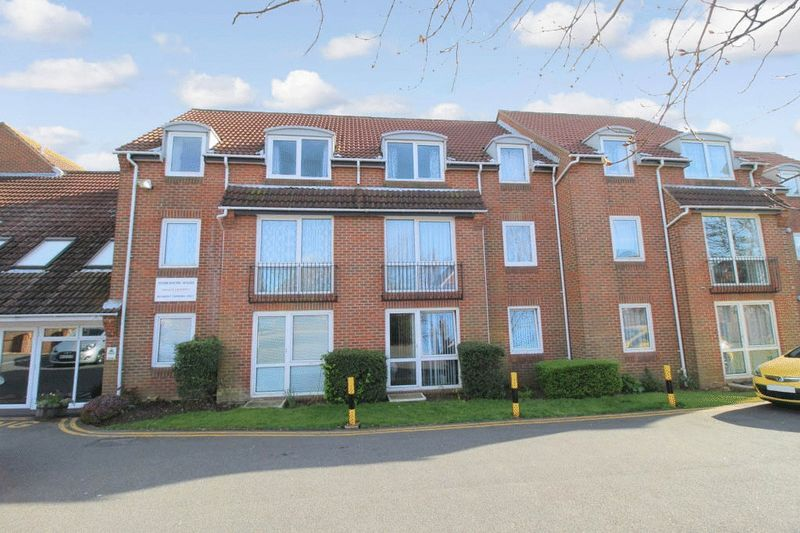 1 Bedroom Retirement Property for sale in Homeshore House, Seaford, BN25 4QQ