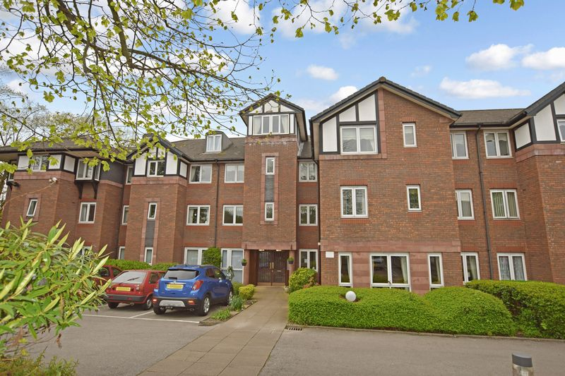 2 Bedrooms Retirement Property for sale in Turners Court, Liverpool, L25 5PG