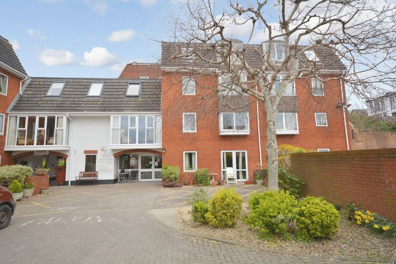 1 Bedroom Retirement Property for sale in Homecourt House, Exeter, EX4 3AD