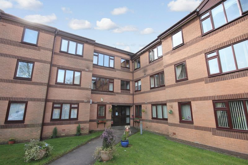 1 Bedroom Retirement Property for sale in Premier Court, Birmingham, B30 3QJ