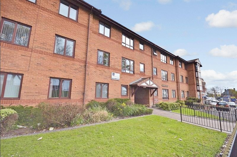 2 Bedrooms Retirement Property for sale in Guardian House, Oldbury, B68 0BS