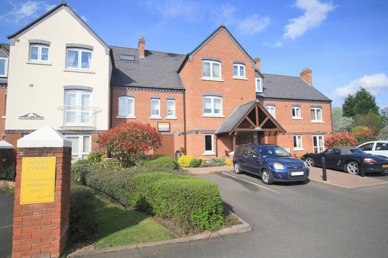 1 Bedroom Retirement Property for sale in Penny Court, Tamworth, B79 7QT