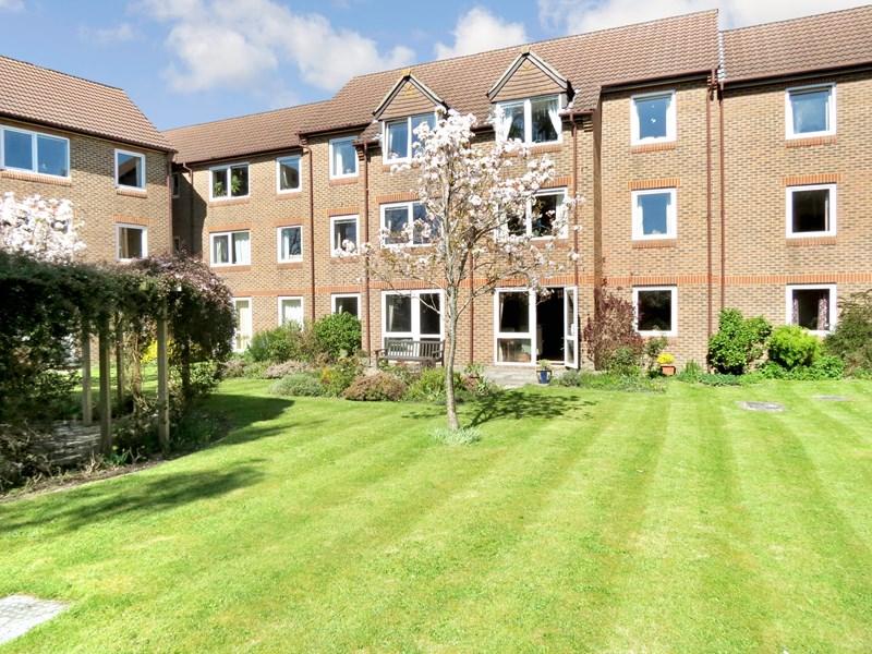 1 Bedroom Retirement Property for sale in Homechime House, Wells, BA5 1SH