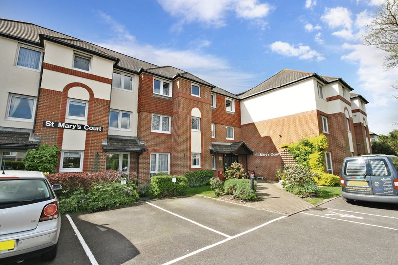 1 Bedroom Retirement Property for sale in St Marys Court, Bournemouth, BH6 3DF