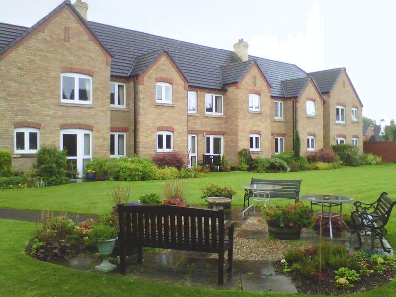2 Bedrooms Retirement Property for sale in Forge Court, Leicester, LE7 2DX