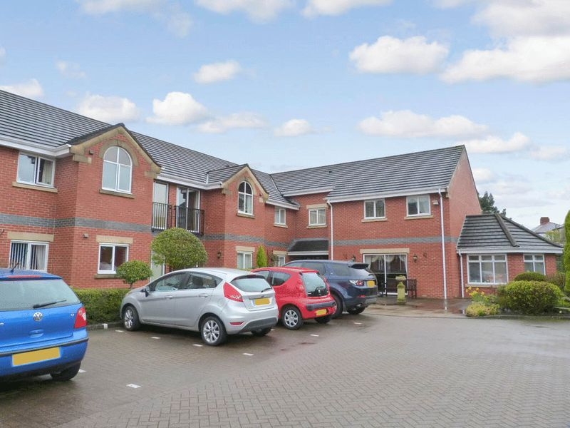 1 Bedroom Retirement Property for sale in Orchard Gardens, Congleton, CW12 4RZ