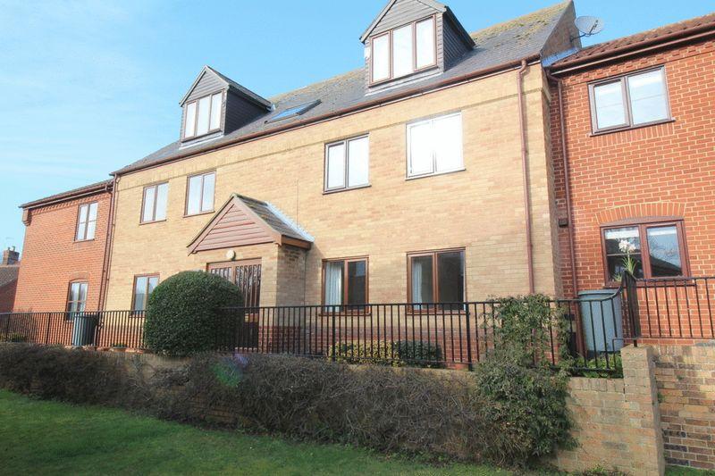 2 Bedrooms Retirement Property for sale in Tanyard Court, Woodbridge, IP12 4JE