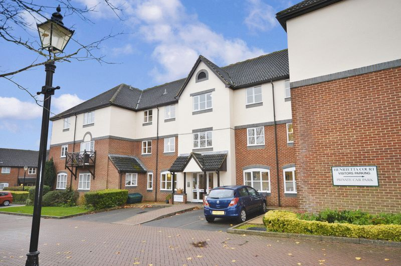 2 Bedrooms Retirement Property for sale in Henrietta Court, Swindon, SN3 1QJ