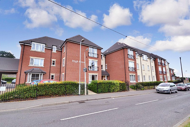 1 Bedroom Retirement Property for sale in High Elms, Braintree, CM7 1HL
