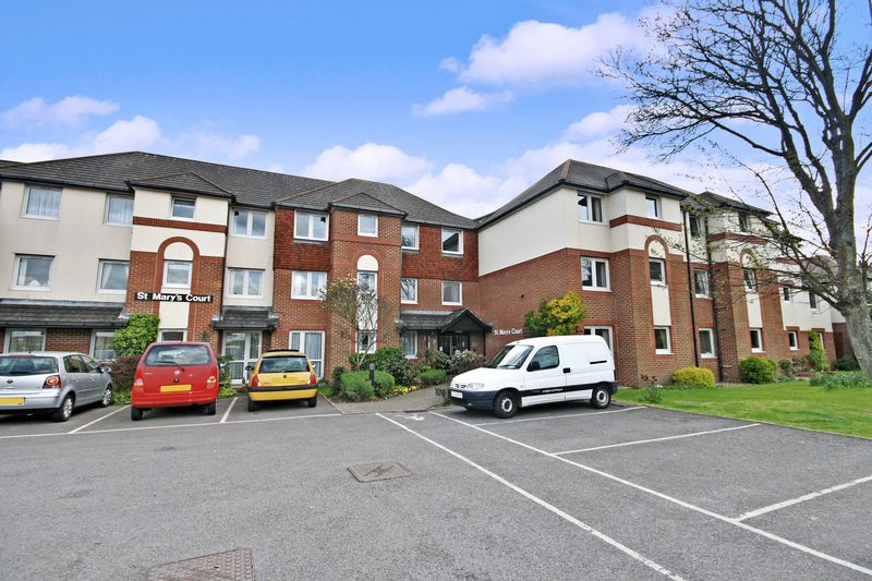 1 Bedroom Property for sale in St Mary's Court, Bournemouth, BH6 3DF
