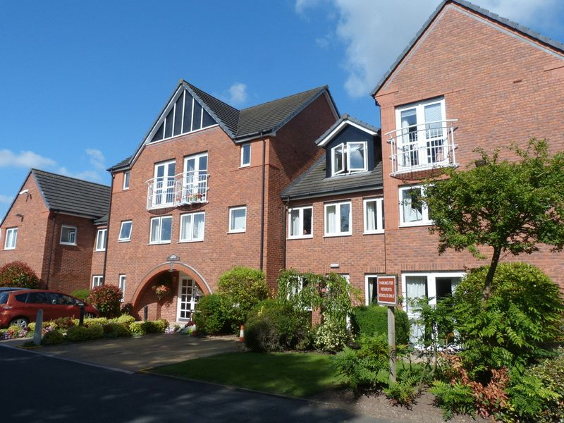 1 Bedroom Property for sale in Wright Court, Nantwich, CW5 6SE