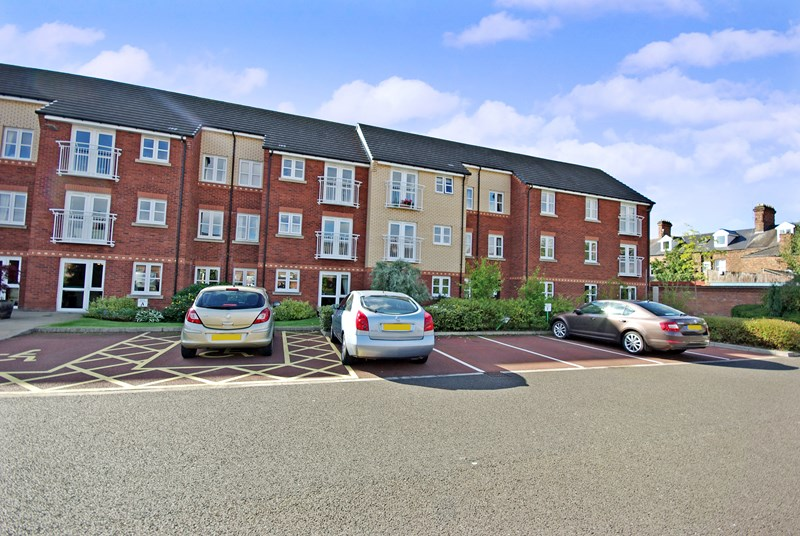 1 Bedroom Property for sale in Fairweather Court, Darlington, DL3 7TS