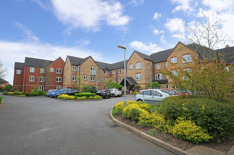 2 Bedrooms Property for sale in Forge Court, Leicester, LE7 2DX