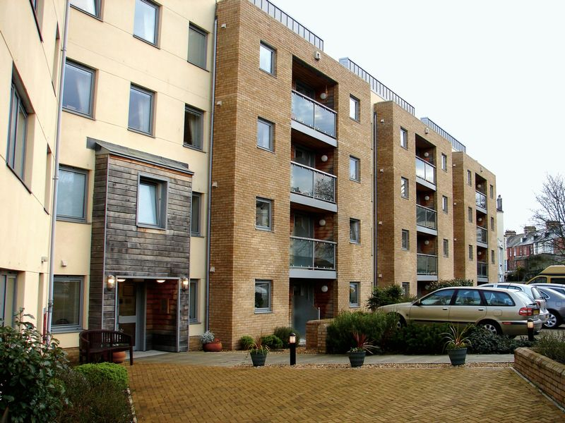 1 Bedroom Property for sale in Wesley Court, Plymouth, PL1 3LB